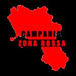Campania verso la zona rossa.