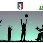 """Lo sport si stringe in un abbraccio. """"Lo sport è vita"""" progetto del professore Giulio Capone"""