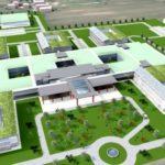 Zona rossa e nuovo ospedale di Sessa Aurunca