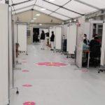 Nuovo centro vaccinale a S. Andrea di Francolise