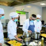 Corso professionale cuoco evento conclusivo