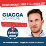 Salvatore Giacca: gioventù e determinazione!